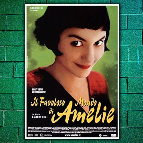 GoPoster Poster Cinema Il Favoloso Mondo di Amelì - Formato: 35x50 CM