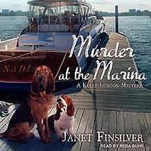 Murder at the Marina Lib/E (Kelly Jackson Mystery Series Lib/E)