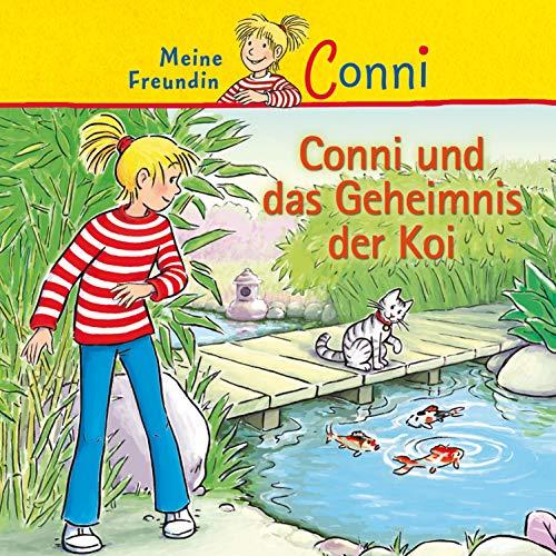 Couverture de Conni und das Geheimnis der Koi