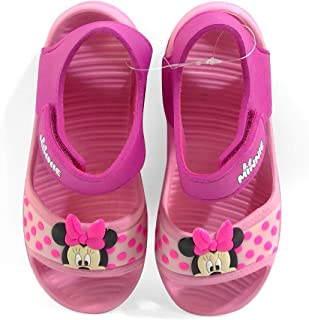Disney Minnie Mouse Girls Flat Sandals