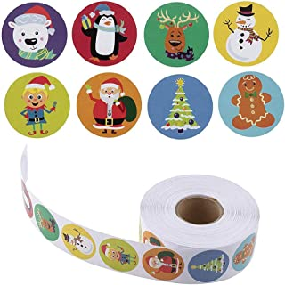 Adesivi Di Tag Adesivi Decorativi Di Natale Eticchette Adesive Regalo Per Cottura Sacchetti Regalo Busta Per Carte Matrimonio 28PCS Etichette Natalizie Adesivo Bigliettini Adesivi