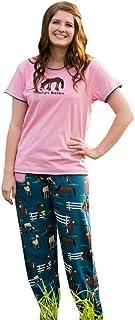 Lazyone Femme si le coffre s/'adapte PJ T Shirt Adulte