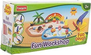 Funskool-Fundough Fun Work Shop, Multi Colour for gift