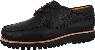 Timberland Jackson's Landing CA29YB Chaussures bateau à lacets pour homme Noir