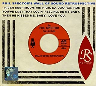 Phil Spector Wall of Sound Retrospective Philles Sound 1961-1996