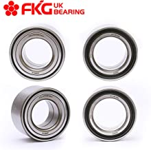 FKG ATV Wheel Bearing Front and Rear fit for 10-14 Polaris RZR S 800,10-14 Polaris RZR 800, 10-15 Polaris Ranger 4x4 800 EFI, 10-15 Polaris Ranger 4x4 800 EFI CREW, 12-15 Polaris Ranger 4x4