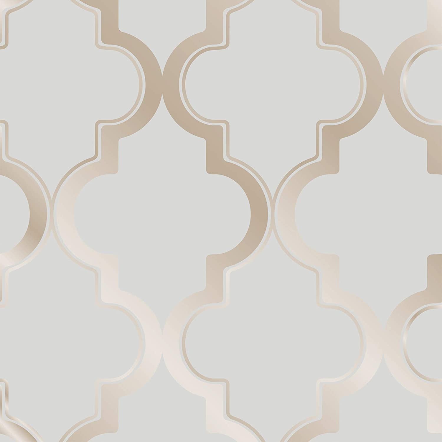 Cheap super special price Tempaper MA10083 Over item handling Marrakesh Removable Peel Stick 2 Wallpaper and