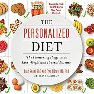 The Personalized Diet cover art
