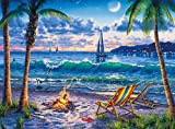 Contains a 1000 piece jigsaw puzzle Finished size is 26.75 x 19.75 inches Full Color Bonus poster included for help in solving Manufactured from premium quality materials including 100% recycled paperboard Buffalo Games puzzles are manufactured using...