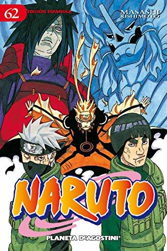 Naruto nº 62/72 (Manga Shonen)