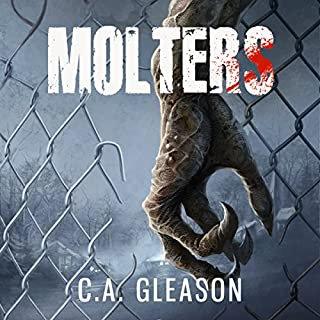 Molters audiobook cover art