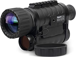 Infrared HD Night Vision Monocular with WiFi,Bestguarder WG-50 Plus,6-30X50MM Smart Digital Hunting Gear Can Takes 5mp Pho...