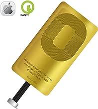 YX&SH Qi Receiver for iPhone 5-5c- Se- 6-6 Plus- 7-7 Plus- iPhone