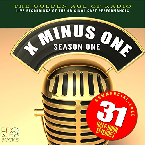 X Minus One     Old Time Radio Shows, Volume 1              By:                                                                                                                                 Ray Bradbury,                                                                                        Clifford Simak,                                                                                        Isaac Asimov,                   and others                          Narrated by:                                                                                                                                 full cast                      Length: 13 hrs and 2 mins     105 ratings     Overall 4.3