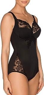 PrimaDonna Deauville 0461810 Women's Black Underwired Bodysuit One Piece Body 22F