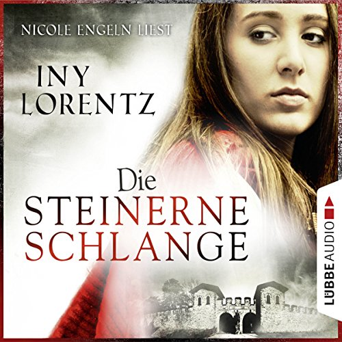 Die steinerne Schlange audiobook cover art