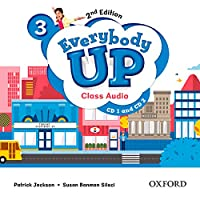 Everybody Up: Level 3: Class Audio CD: Linking your classroom to the wider world