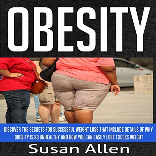 Obesity audiobook cover art