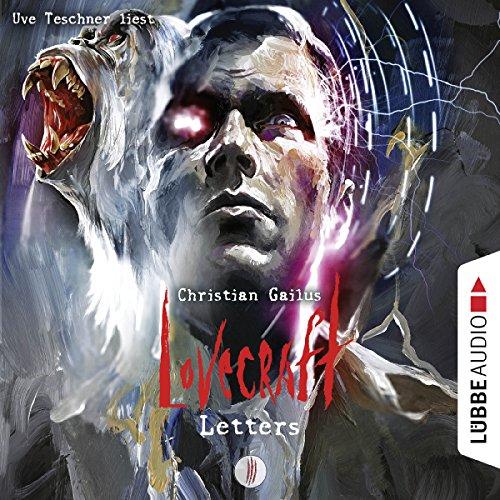 Lovecraft Letters 3 Titelbild