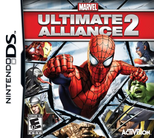 Marvel Ultimate Alliance 2 - Nintendo DS