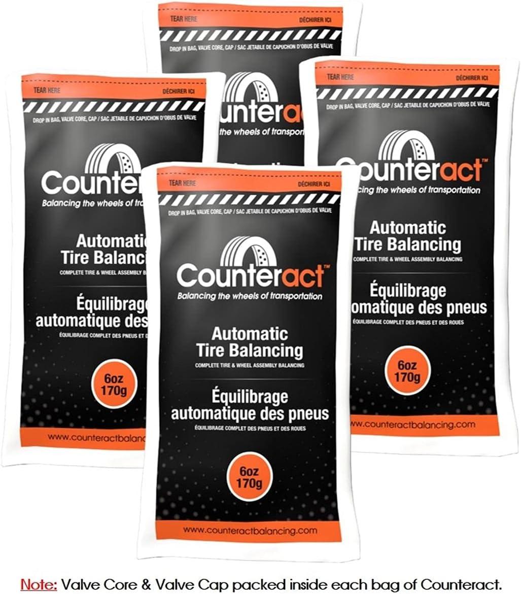 Counteract 6OZ-B4 trend rank Centrifugal Force Tire Wheel Balancing Beads Cheap -
