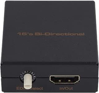 EDID Manager, HDMI EDID Feeader EDID Manager Emulator Support 4K CEC HDMI EDID Manager Audio/Video Control.