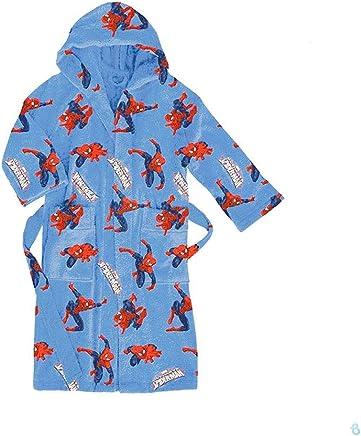 37a56b4d2b C A L E F F I Disney Accappatoio CALEFFI Spiderman Ultimate 100% Cotone  (6/8 Anni)