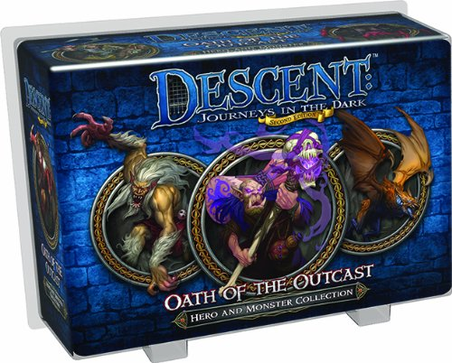 Descent Second Edition: Oath of the Outcast Expansion