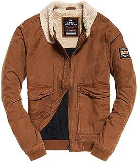 Superdry Rookie Winter Aviator Bomber Jacket