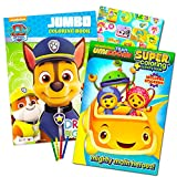 Team Umizoomi Coloring Book Super Set - 2 Coloring and Activity Books and Over 30 Stickers