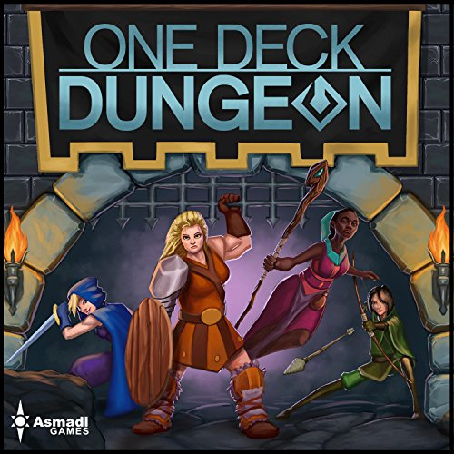 One Deck Dungeon: Soundtrack