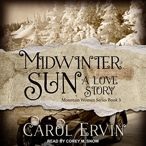 Midwinter Sun: A Love Story cover art