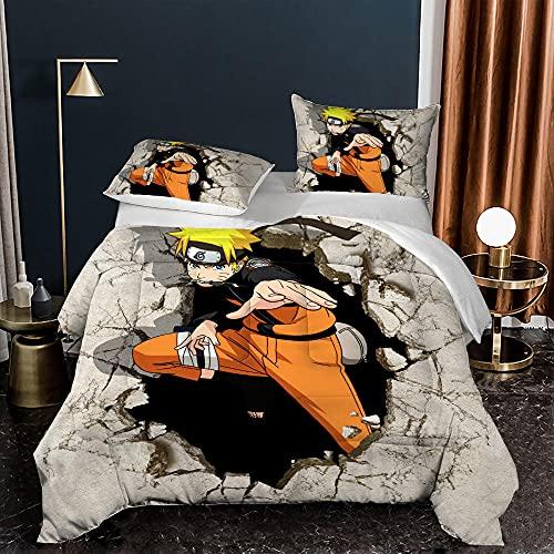 Påslakan hål med gult hår, sömn-dun-påslakan för säng, polyesterpåslakan med blixtlåsstängning, + två örngott 20 x 240 cm