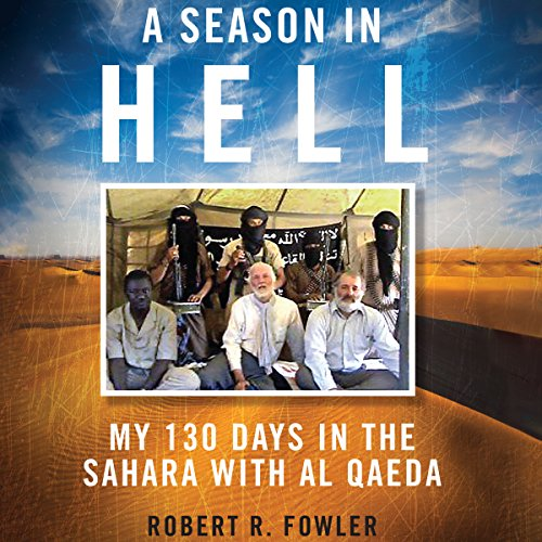 A Season in Hell audiobook cover art
