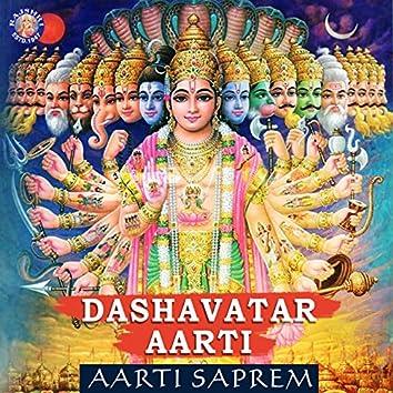 Dashavatar Aarti (Aarti Saprem)