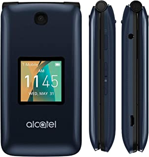 Alcatel Go Flip 4GB 4044W Blue - T-Mobile