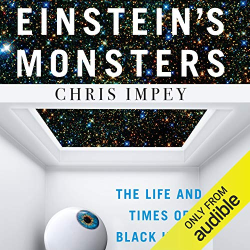 Einstein's Monsters audiobook cover art