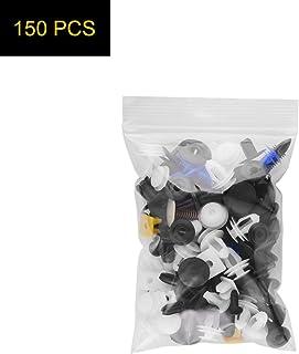 100 Clip per Pannello di carenatura Moto in plastica Rivetto 4 mm m4 per Suzuki Mtsooning