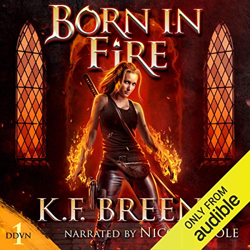Couverture de Born in Fire