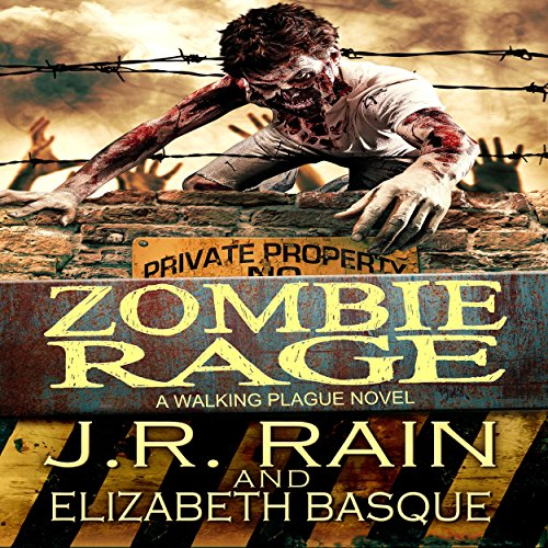 Zombie Rage cover art