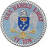 USS Harold E. Holt FF-1074 Knox Class Frigate Destroyer...