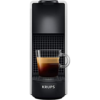 Krups XN110E Essenza 1260 - Cafetera monodosis, plástico, color ...