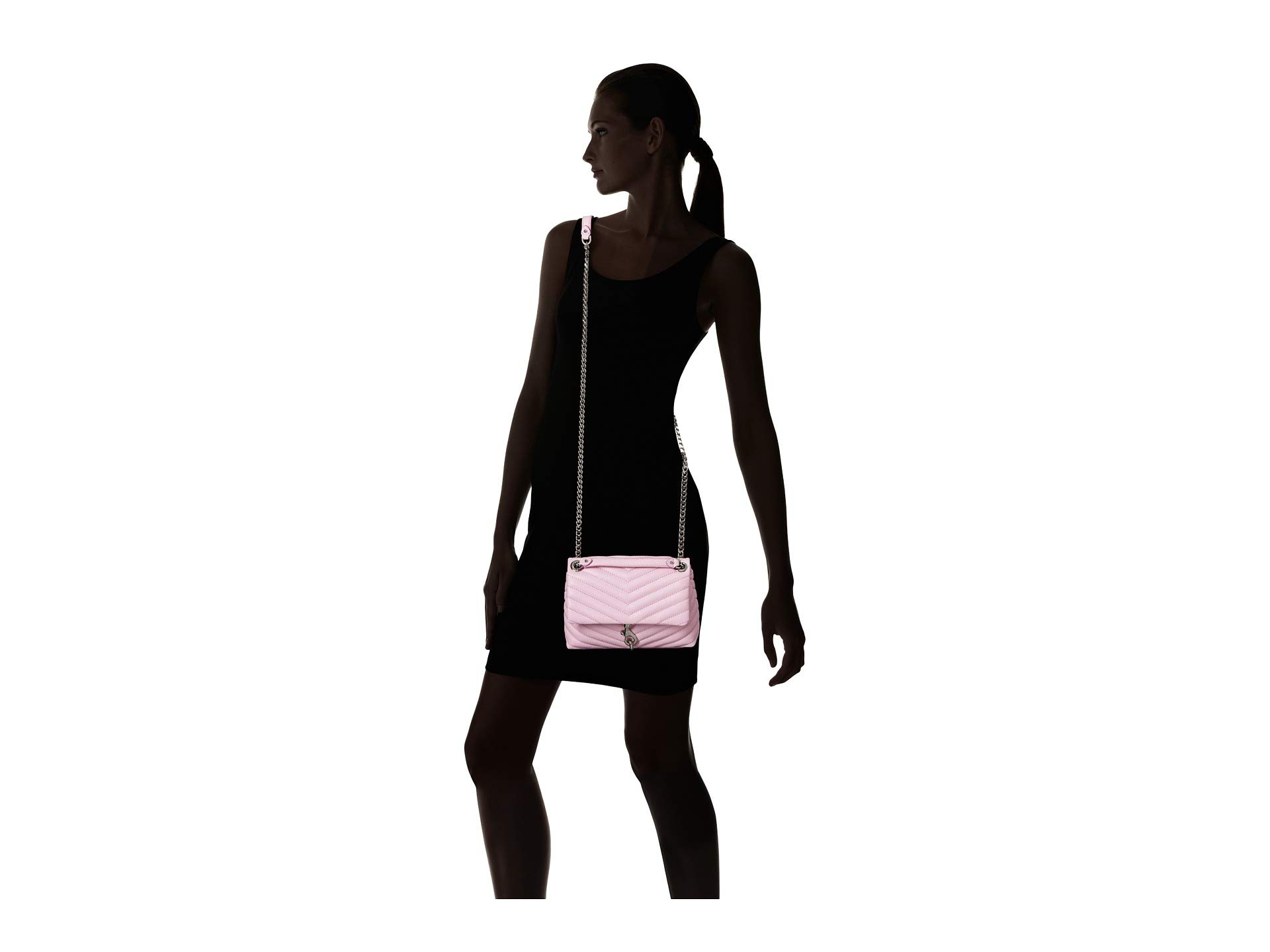 Minkoff Orchid Crossbody Edie Rebecca Light RFUCU4