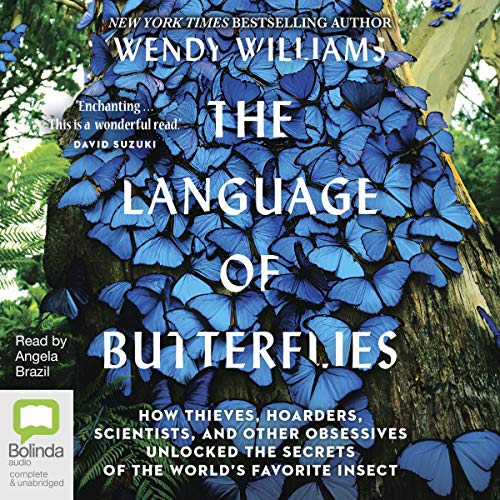 The Language of Butterflies cover art