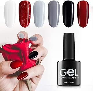 Best mirror nail polish red Reviews