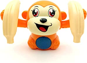 Forever Kidzz Dancing Animal Monkey Toy Musical Toy with Light and Sound Effects