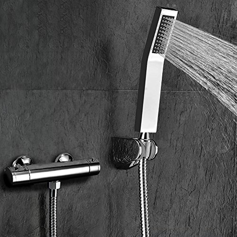 AGECC Best Choice Duschbad Set Es ist mit Einer Dusche ausgestattetEine konstante Temperatur DuscheEIN voller Kupfer Dusche WasserhahnEine Badewanne und eine Dusche