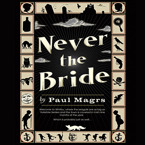 Never the Bride audiobook cover art