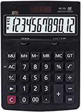 $53 » Sdesign Multi-Function Calculator Office Calculator Daily Business Medium 12-Digit Largescreen Solar Calculator with Large...