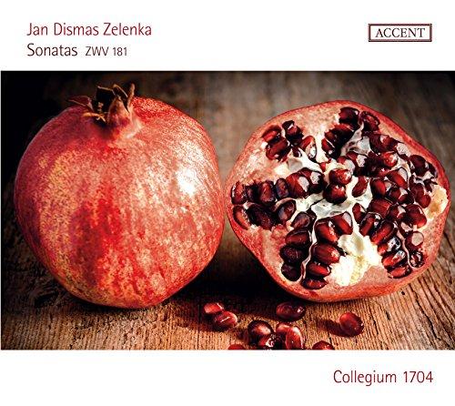 Price comparison product image Jan Dismas Zelenka: Sonatas,  ZWV 181